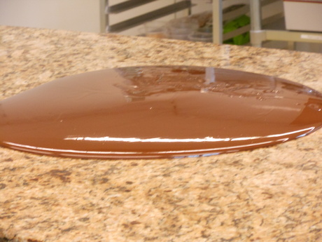 Chocolate Tempering