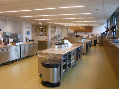 The Chocolate Academy Lab Kitchen